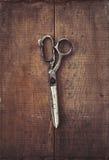 Antyczni nożyce fotografia stock