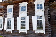 antyczni okno Obrazy Royalty Free
