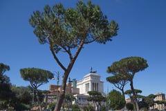 Antyczni Rzym arcydzieła, Rzym fotografia stock