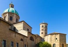 Antyczni skarby święta sztuka w Ravenna Fotografia Stock