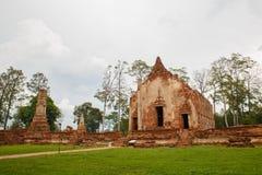antyczny świątynny Thailand Zdjęcia Stock