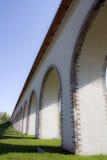 antyczny akwedukt Zdjęcie Royalty Free