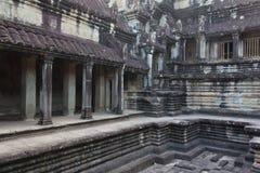Antyczny Angkor Wat zdjęcia royalty free
