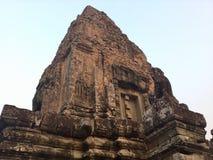 antyczny architektura Archeological Pre Rup świątynia Kambodża zdjęcia royalty free