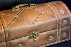 antyczny bagażnik zdjęcie royalty free