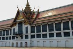 Antyczny Buddha tenple w Bangkok, Tajlandia obrazy stock