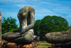 antyczny Buddha Thailand Obraz Royalty Free