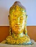 antyczny Buddha twarzy wizerunku świątyni th Fotografia Stock