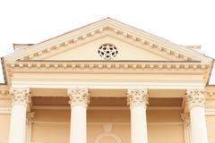 Antyczny budynek Obrazy Royalty Free