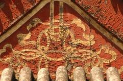 Antyczny budynek, Południowy Chiny Zdjęcia Royalty Free