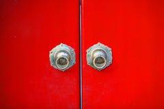 antyczny chiński drzwi Obrazy Royalty Free