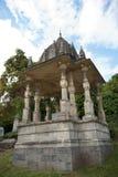 Antyczny cmentarz Zdjęcia Stock