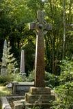 Antyczny cmentarz Obrazy Stock