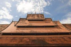 Antyczny dach Zdjęcia Stock