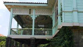 Antyczny dom w Azja obraz royalty free
