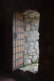 antyczny drzwi Fotografia Stock