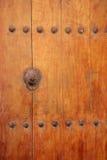 antyczny drzwiowy drewniany Obraz Stock