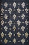 antyczny drzwiowy metal Obraz Royalty Free