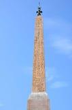 antyczny egipski obelisk Obraz Royalty Free