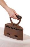 antyczny żelazo Fotografia Royalty Free