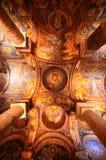 Antyczny fresk w Cappadocia Fotografia Royalty Free