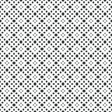 Antyczny Geometryczny wzór w powtórce Tkanina druk Bezszwowy tło, mozaika ornament, etniczny styl Zdjęcie Royalty Free