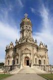 Antyczny Gocki kościół Zdjęcie Stock