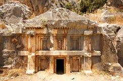 antyczny grobowiec Zdjęcie Royalty Free