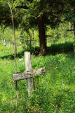 Antyczny grobowiec Zdjęcia Stock