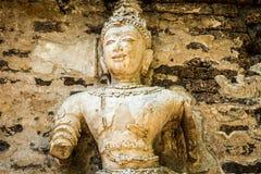 Antyczny kamień rzeźbiący tajlandzki styl zdjęcia royalty free
