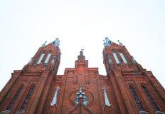 antyczny katedralny katolik Zdjęcia Stock