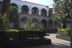 Antyczny klasztor zdjęcie stock