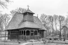 Antyczny kościół Obrazy Royalty Free