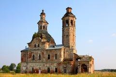 antyczny kościelny rosjanin Obrazy Stock