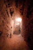 antyczny lekki grobowiec zdjęcie stock