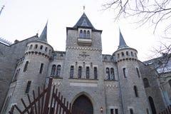Antyczny Marienburg kasztel blisko Hannover, Niemcy Fotografia Stock