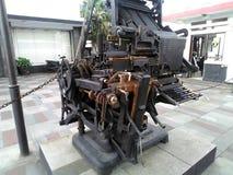 antyczny maszyna do pisania Fotografia Stock