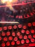antyczny maszyna do pisania obraz royalty free