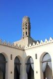Antyczny meczet w Egypt obraz royalty free