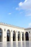 Antyczny meczet w Egypt obrazy royalty free