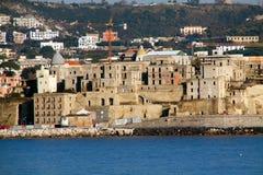 Antyczny miasteczko w południowym Italy Zdjęcie Royalty Free