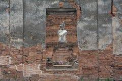 Antyczny miasto Ayutthaya Phra Nakhon Si Ayutthaya Obraz Royalty Free