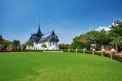Antyczny miasto, Bangkok, Tajlandia Fotografia Royalty Free
