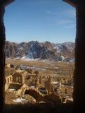 Antyczny miasto Karanaq Zdjęcie Stock