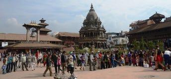 antyczny miasto Nepal patan zdjęcia stock