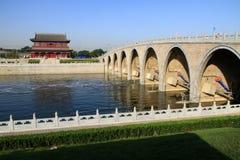 antyczny most zdjęcie royalty free