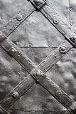 Antyczny nicenie metal obrazy stock