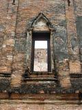 antyczny okno Obraz Royalty Free
