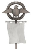 antyczny orła Rome standard royalty ilustracja