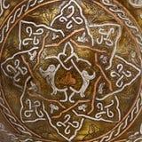 antyczny ornament Zdjęcie Royalty Free